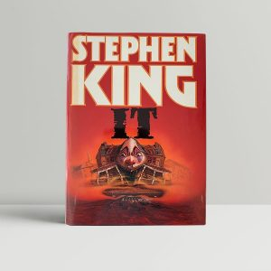 stephen king it first uk edition 1986