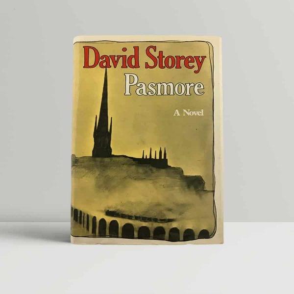 storey david pasmore 1st uk edition 1972 signed