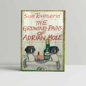 sue townsend the secret diary of adrain mole aged 13 34 first uk edition 1982