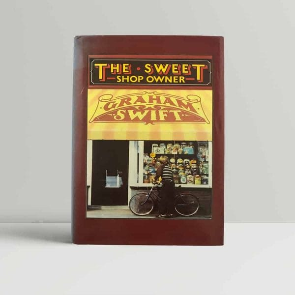 swift graham the sweet shop owner first uk edition 1980
