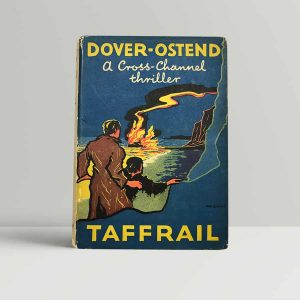 taffrail dover ostend first uk edition 1933