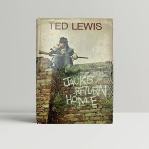 ted lewis jacks return home first uk edition 1970