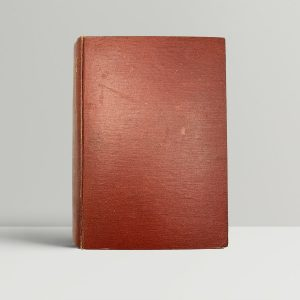 vera brittain testament of youth first uk edition 1933 signed