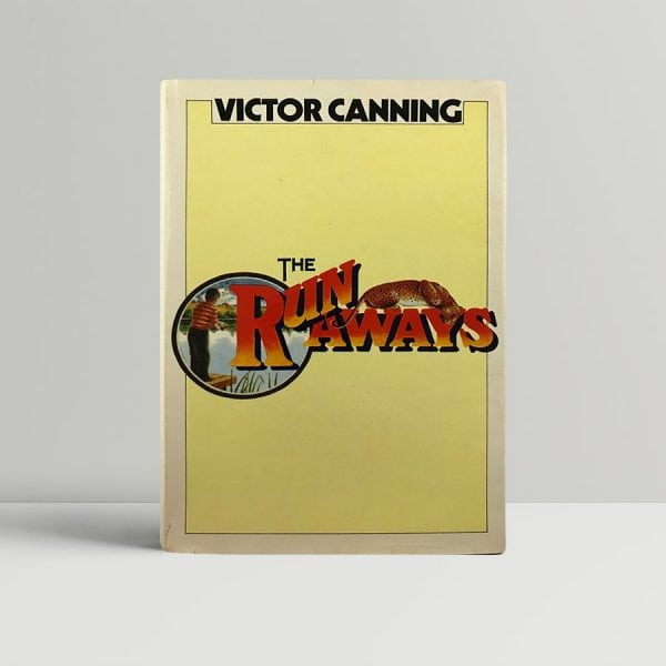 victor canning the runaways first uk edition 1972