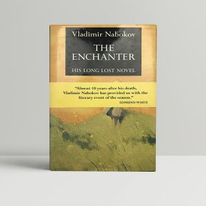 vladimir nabokov the enchanter first uk edition band