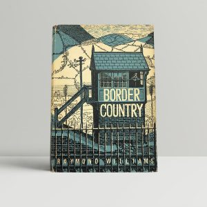williams raymond border country first uk edition 1960 2