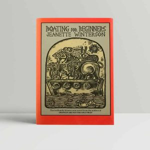 winterson jeanette boating for beginners first uk edition 1985