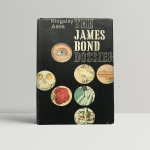Amis James Bond Dossier First Edition