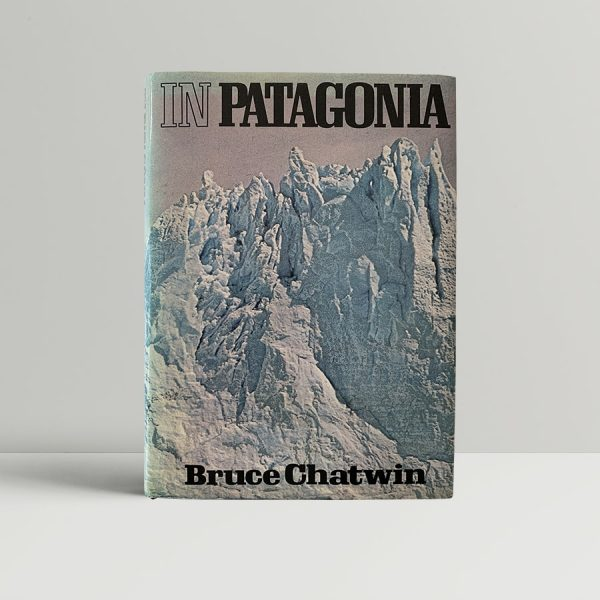Bruce Chatwin In Patagonia First Edition