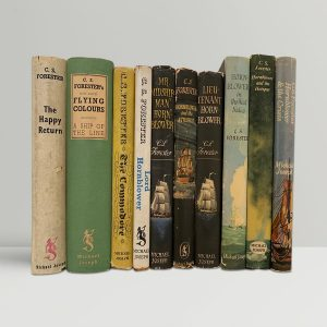 C S Forester Hornblower First Editions