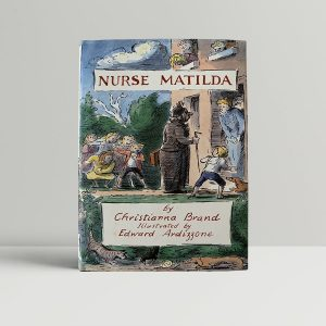 Christianna Brand Nurse Matilda First Edition