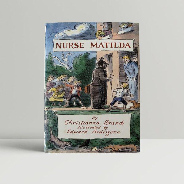 Christianna Brand Nurse Matilda First Edition