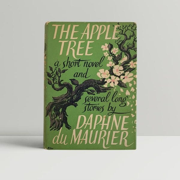 Daphne Du Maurier The Apple Tree First Edition