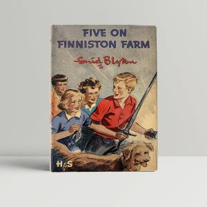 Enid Blyton Five on Finniston Farm First Edition