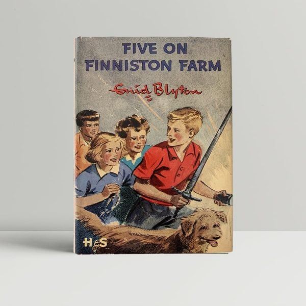 Enid Blyton Five on Finniston Farm First Edition