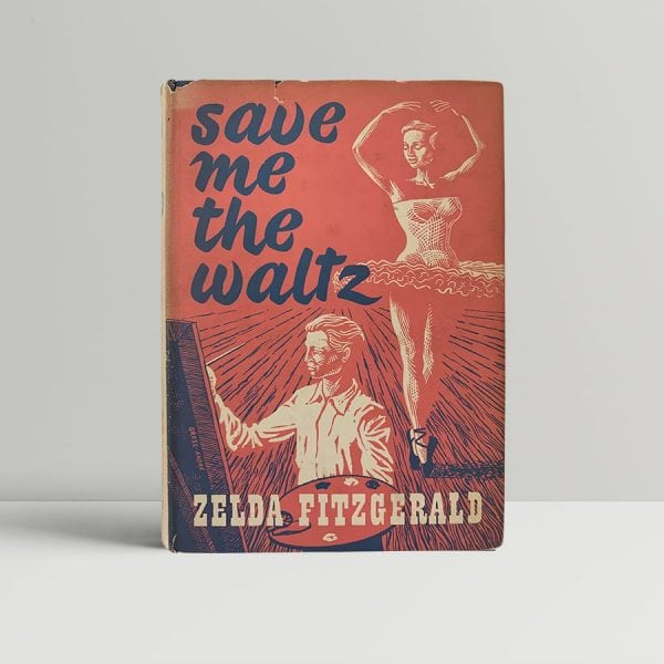 Fitzgerald Save The Last Waltz First Edition
