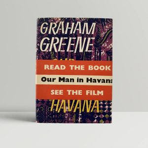 Graham Greene Our Man in Havana First Edition