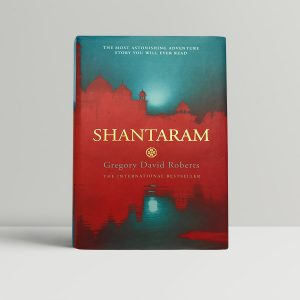 Gregory David Roberts Shantaram First Edition