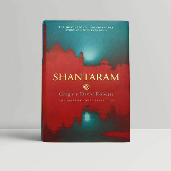 Gregory David Roberts Shantaram First Edition