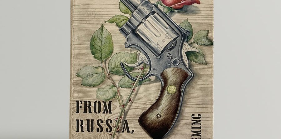 Ian Fleming From Russia With Love Book Club