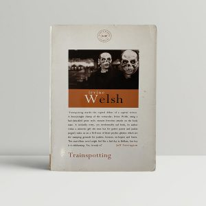 Irvine Welsh Trainspotting First Edition