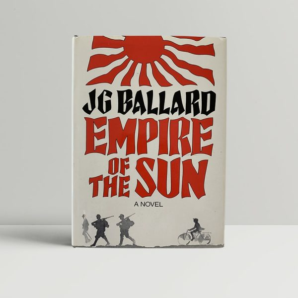 J G Ballard Empire of the Sun First Edition