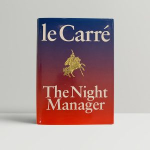 John Le Carre The Night Manager First Edition