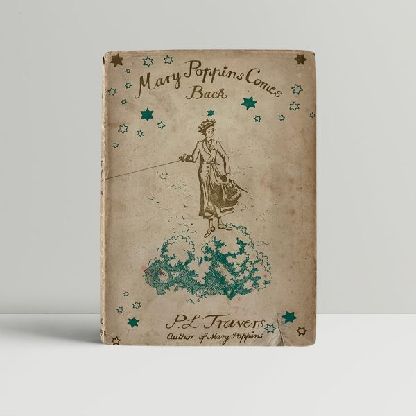 P L Travers Mary Poppins Comes Back First Edition