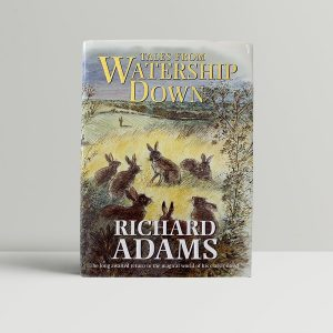 Richard Adams Tales From Watership Down First Edition