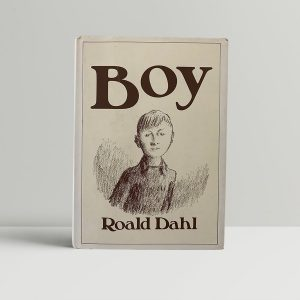 Roald Dahl Boy First Edition