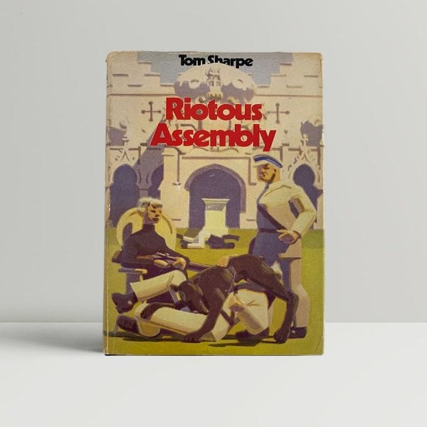 Tom Sharpe Riotous Assembly First Edition