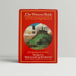 William Goldman The Princess Bride First Edition