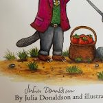 julia donaldson highway rat signed first edition4