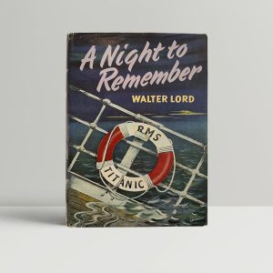 A Night To Remember First Edition