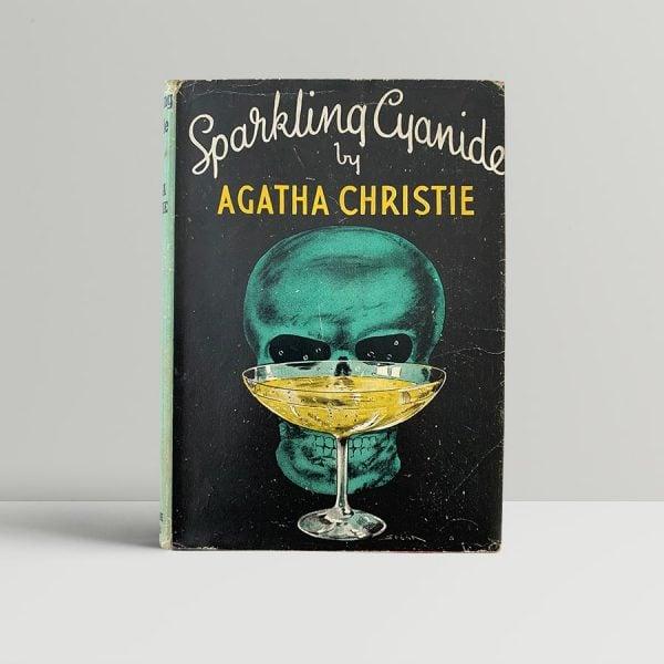Agatha Christie Sparkling Cyanide First Edition