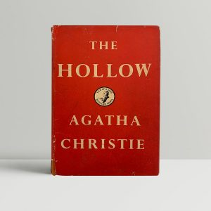 Agatha Christie The Hollow First Edition