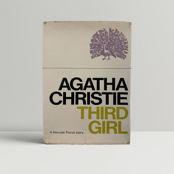 Agatha Christie Third Girl First Edition