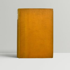 Aldous Huxley Crome Yellow First Edition