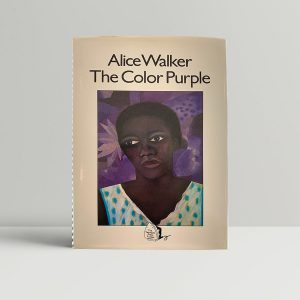 Alice Walker The Color Purple First Edition