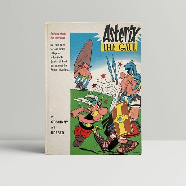 Asterix The Gaul First Edition