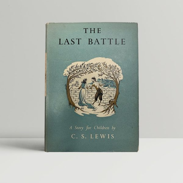 C S Lewis The Last Battle First Edition