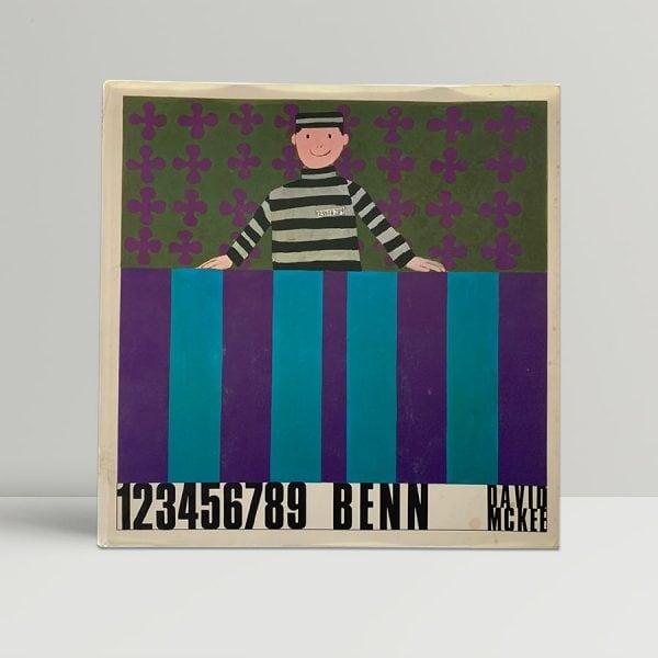 David McKee 123456789 Benn First Edition