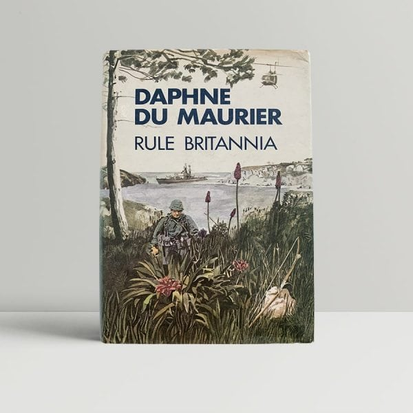 Du Maurier Rule Britannia First Edition