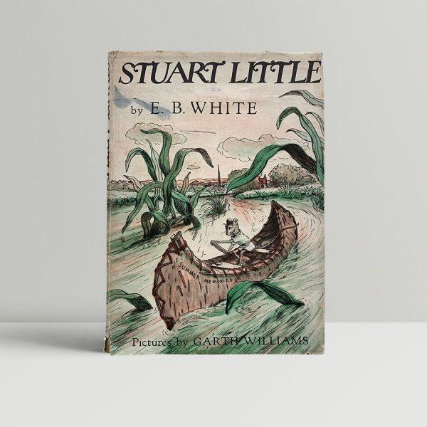 E B White Stuart Little First Edition