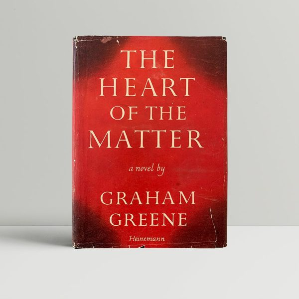 Graham Greene Heart of the Matter First Edition