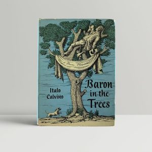 Italo Calvino Baron In The Trees First Edition