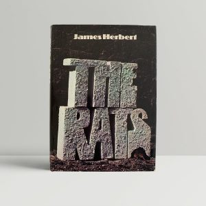 James Herbert The Rats First Edition