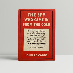John Le Carre The Spy Who Came In From The Cold First Edition