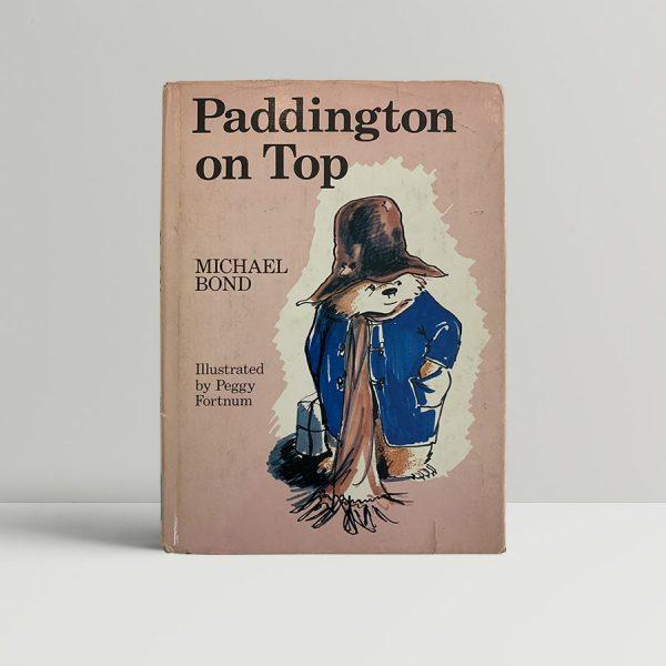 Michael Bond Paddington On Top First Edition
