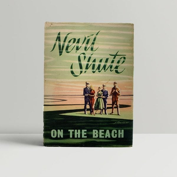 Nevil Shute On The Beach First Edition